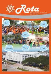 Rota Kültür ve Sanat Dergisi Sayı 4